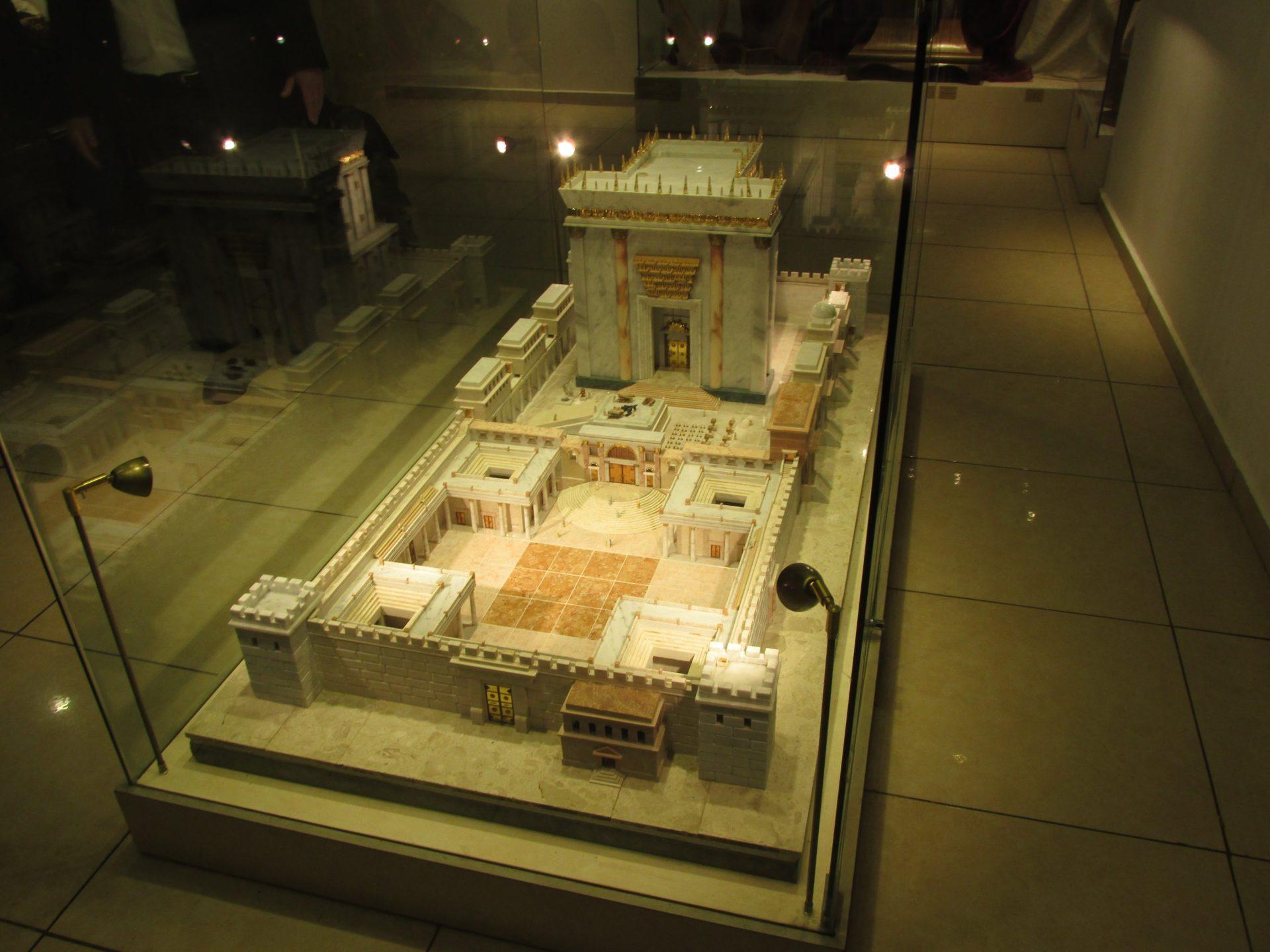 Jerusalem Second Temple