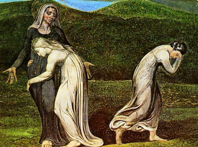 naomi-i-rut-gravyura-uilyama-blejka-1795-g