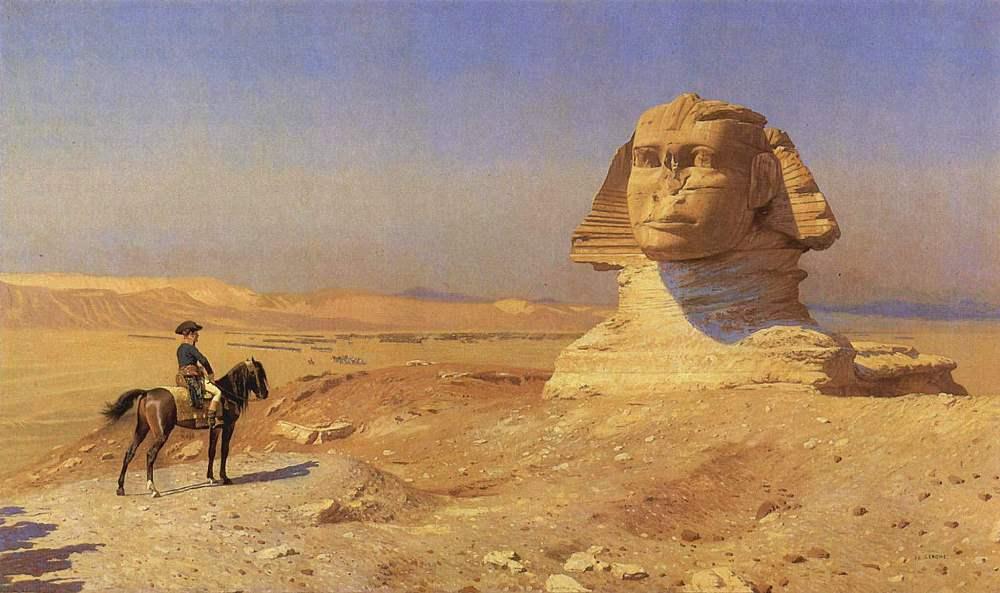 napoleon-pered-sfinksom-kartina-zheroma