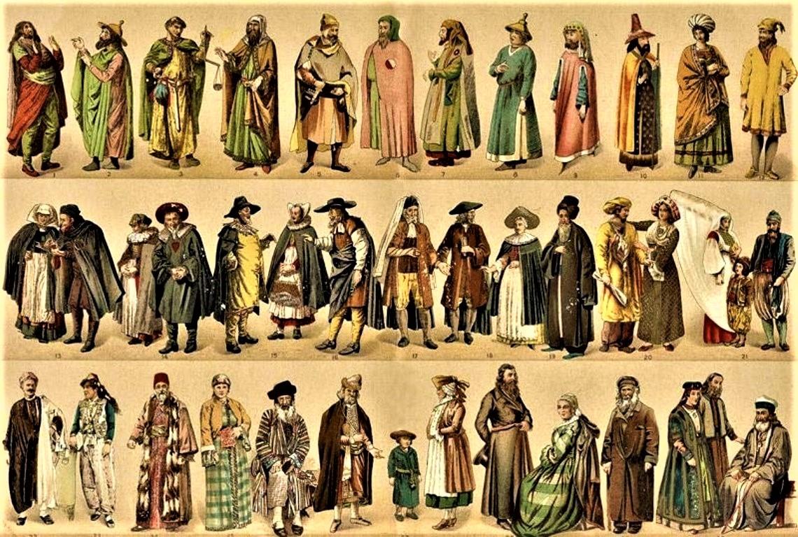 evrei-diaspory-v-traditsionnoj-odezhde