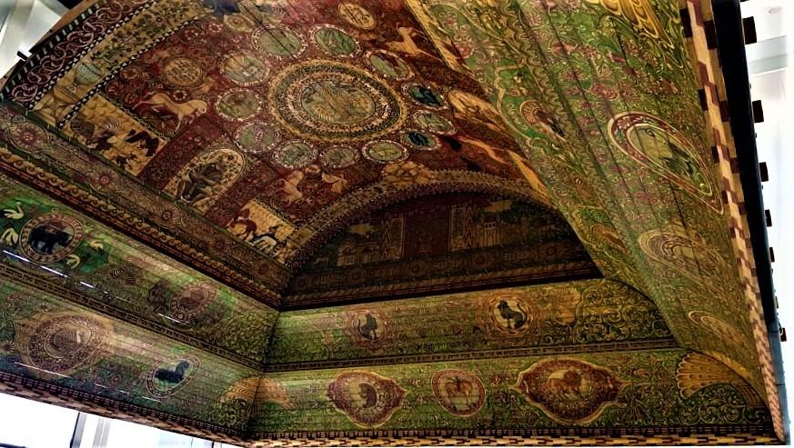 potolok-sinagogi-hodorov-v-muzee-evrejskogo-naroda